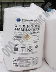 Селитра аммиачная,  карбамид,  сульфат аммония