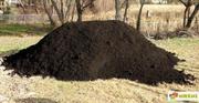 Плодородный грунт чернозём торф